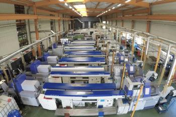 CNC-Automatendrehen