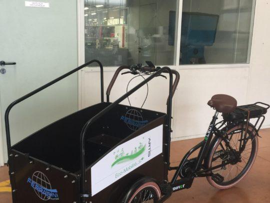 Tricycle et vélo électriques
